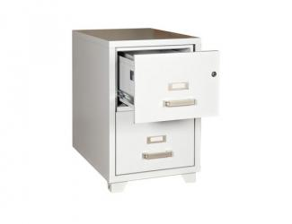 Armoire d'archivage ignifuge 1 H 2 tiroirs
