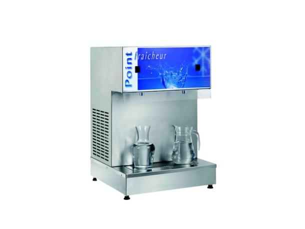 Fontaine Inox cafétaria sur comptoir 60 L/h